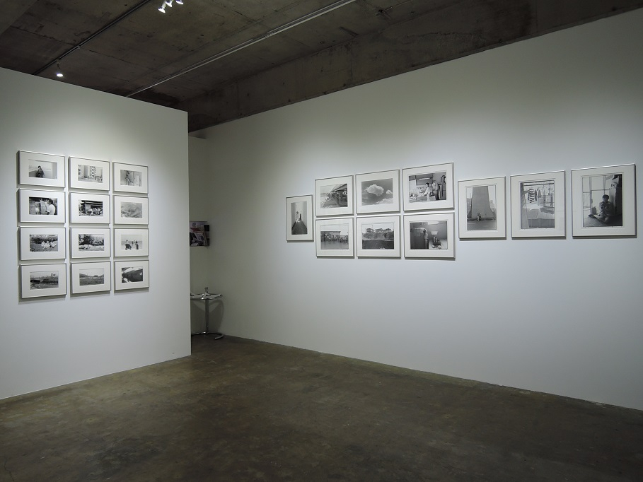 "Installation view from ""Funabashi Story"""