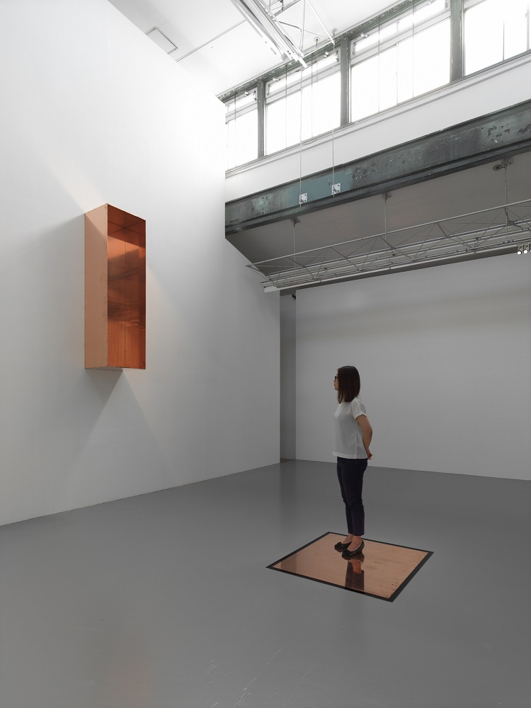 """Installation view of """"Void - Water Place"""""""